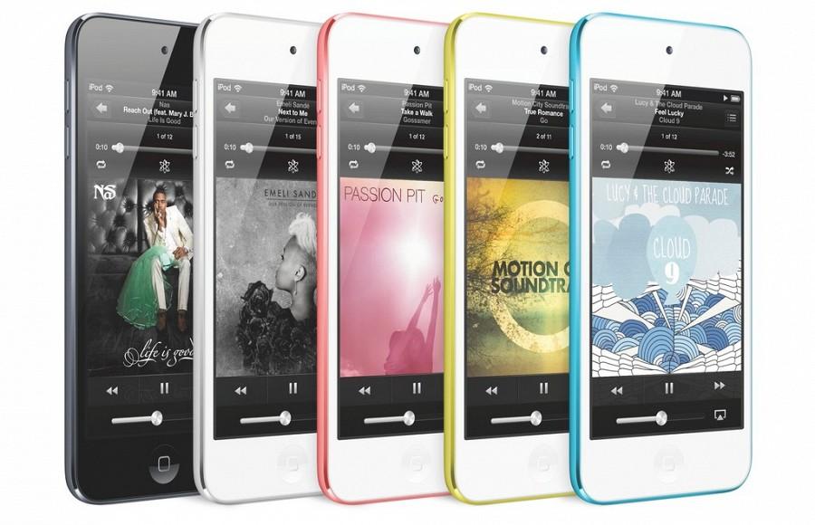 Apple представила в России самую доступную модель iPod touch