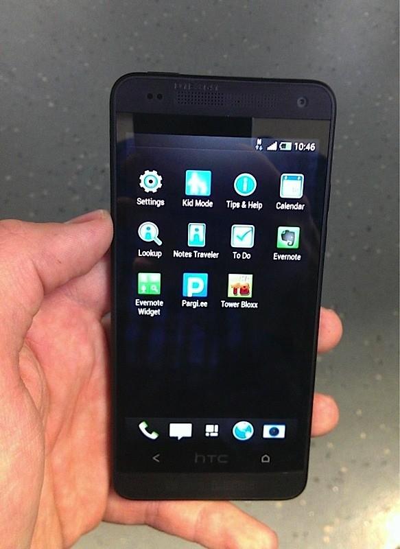 HTC ONE MINI: фото и характеристики