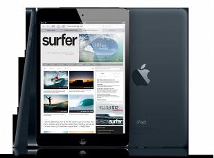 Apple представила iPad mini и iPad 4