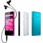 Новости / Sony представила новые Android-плееры Walkman
