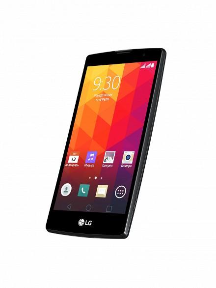 LG выпустила три новых смартфона на российский рынок