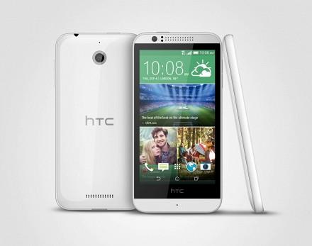 HTC Desire 510 — недорогой 64-битный LTE-смартфон