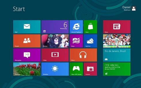 Microsoft Windows 8 продается так же, как Windows 7