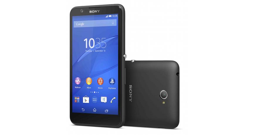Sony Xperia E4g: бюджетный 4G-смартфон уже в России