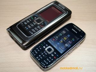 Обзор Nokia E75. Смартфон или коммуникатор? / Hi-Tech.Mail.Ru