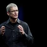 Новости / Тим Кук: больших дисплеев в iPhone не будет, осенью можно ждать новый продукт