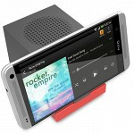 Новости / HTC представила в России портативный сабвуфер Boombass