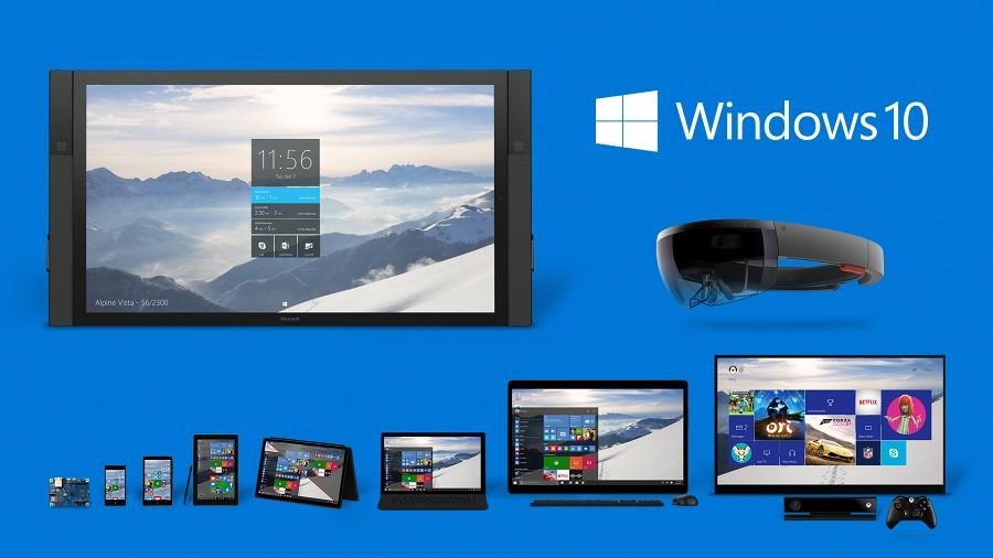 Microsoft рассказала, когда выйдет Windows 10