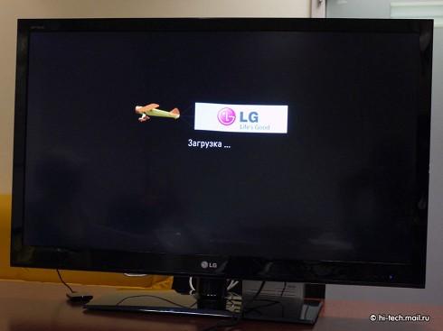 Обзор lg smart tv телевидение будущего уже