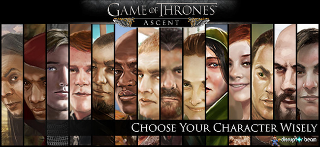 Screens Zimmer 1 angezeig: game of thrones ios