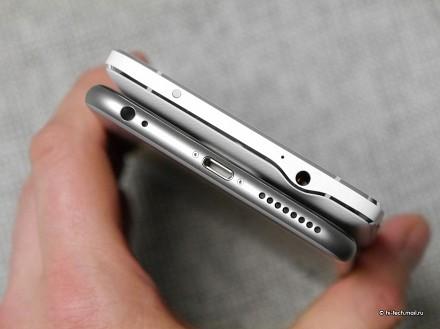 Обзор iphone 6 plus первый большой смартфон