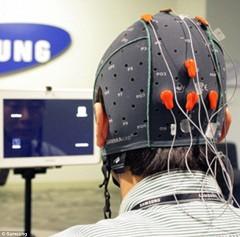Планшетами Samsung можно будет управлять силой мысли