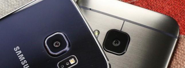 Битва камер: HTC One M9 против Samsung Galaxy S6 edge