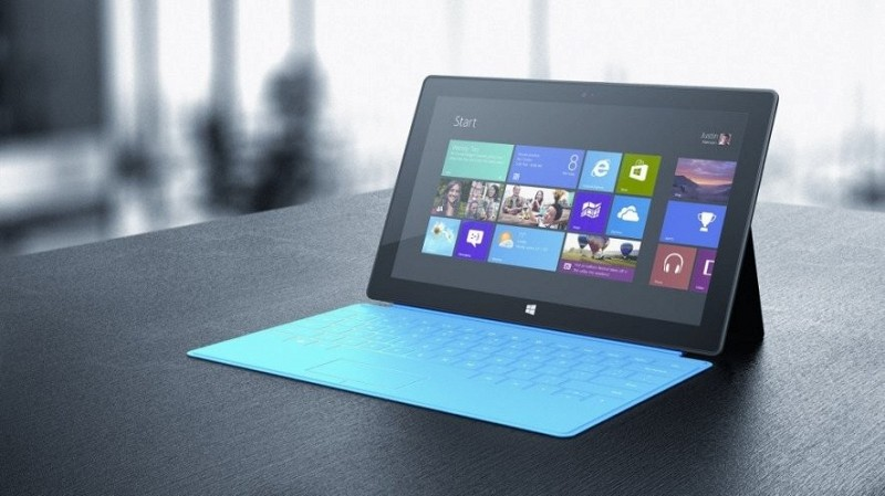 Microsoft surface mini может появиться до конца