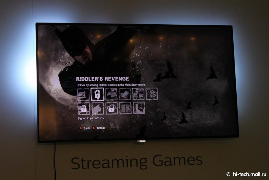 Новейшие телевизоры Philips на Android TV
