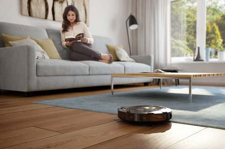 Philips SmartPro – умный робот-пылесос толщиной 6 см