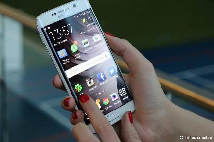 Китайцы хотят сделать все смартфоны «безрамочными»