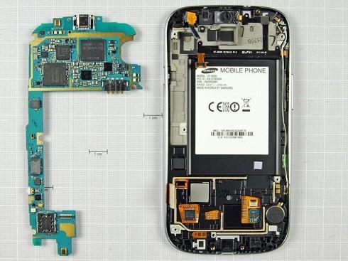 Некоторые Samsung Galaxy S III