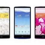 Новости / LG представила свой первый Quad HD смартфон
