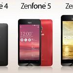 Новости / Asus Zenfone 2 появятся с процессорами не только от Intel