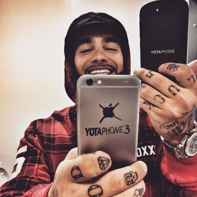 Тимати «сделал» YotaPhone 3