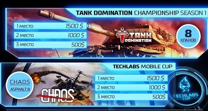 Начало отборочных турниров на TECHLABS CUP 2014