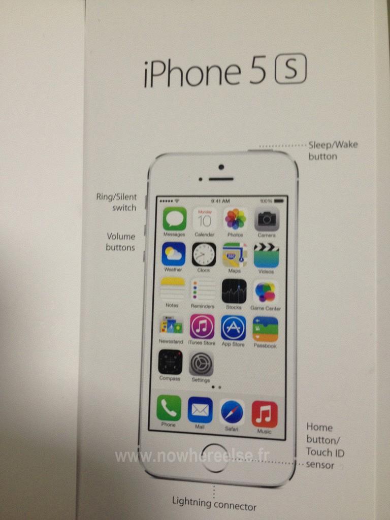 Презентация продукции от компании Apple