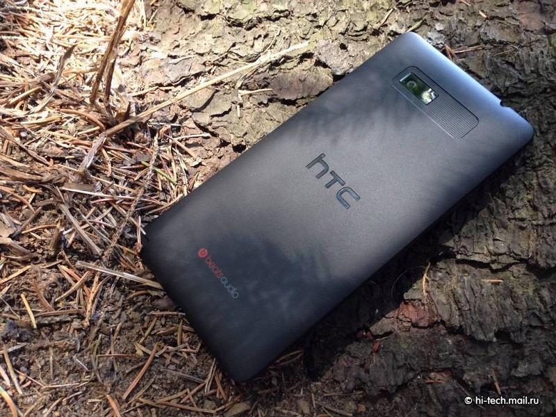 Desire 600 это первый смартфон htc на
