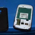 Новости / Взрыв Samsung GALAXY Ace 2 чуть не стал причиной пожара