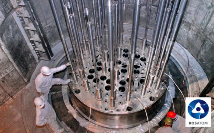 На проект «БРЕСТ-300» в этом году потратят около двух миллиардов рублей