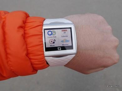 Qualcomm toq смарт часы нового поколения