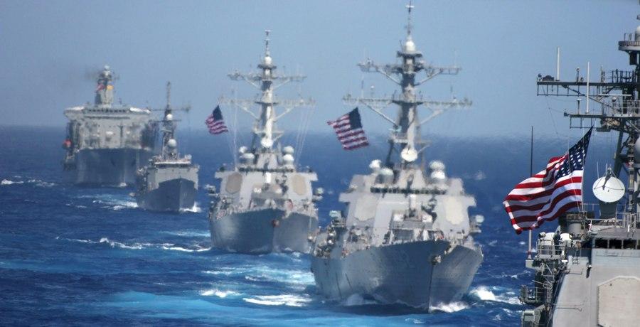 Компьютеры ВМС США работают на устаревшей операционной системе