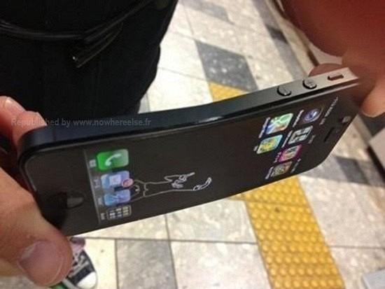 """iPhone 5 - гораздо более """"хлипкий"""" смартфон, чем Nokia Lumia 920 и HTC 8X"""