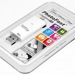 Новости / Уникальный универсальный накопитель данных для iOS-устройств