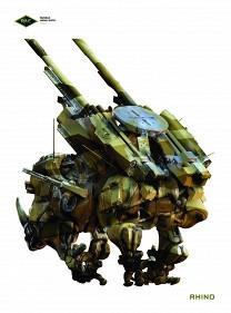 Футуристичных роботов-животных «оснастили» российским оружием