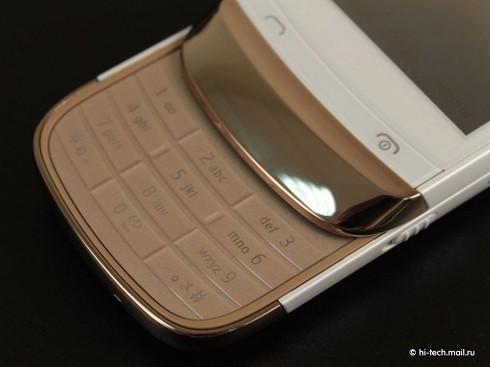 Обзор Nokia C2-03: сенсорный экран и две SIM-карты недорого.