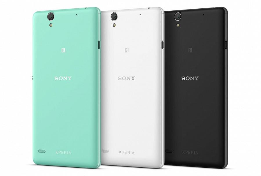 В России стартуют продажи селфи-смартфона от Sony
