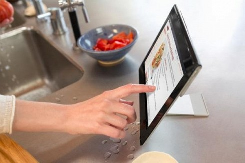 Старт российских продаж планшета Sony Xperia Tablet S