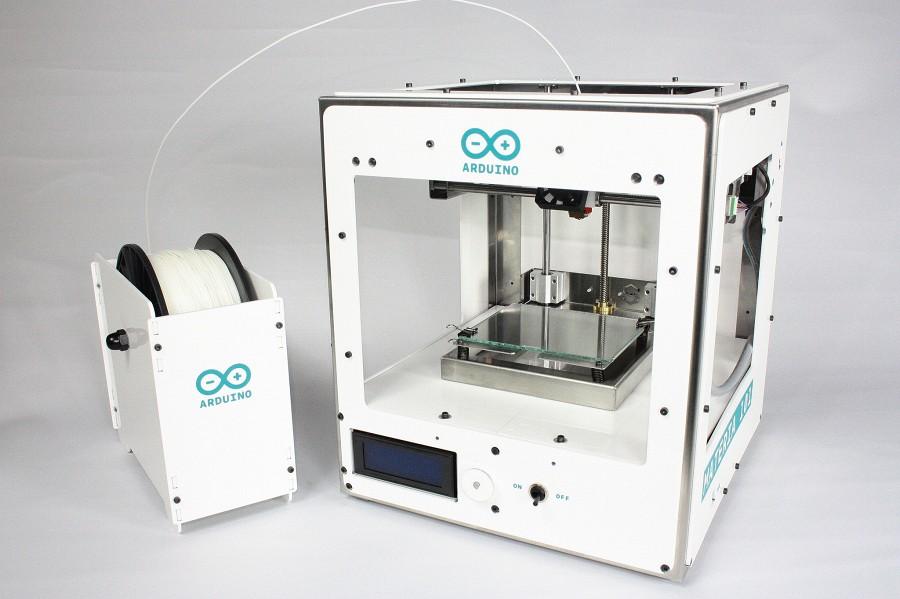 Arduino будет продавать разобранный 3D-принтер