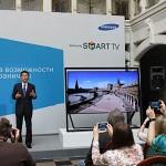 Новости / Samsung представила в России телевизоры Smart TV 2013 года