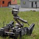 Новости / В Курске разработали умных гусеничных роботов