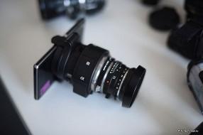 Sony на ifa 2014 камеры объективы ilce qx1 и dsc