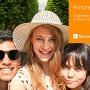 Microsoft рекламирует селфи-смартфон при помощи селфи