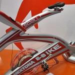 Новости / Зарядное устройство-велосипед показали на CES Asia