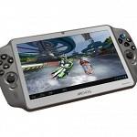 Новости / Старт продаж мощного игрового планшета Archos GamePad
