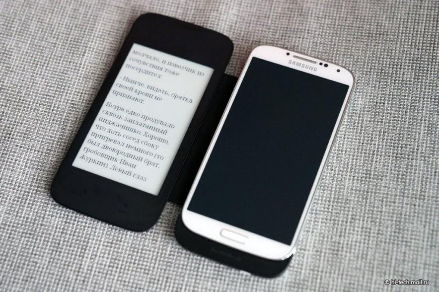 Yota Devices хочет запретить E-Ink обложки PocketBook
