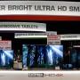 Toshiba продемонстрировала прототип 4К-телевизоров U-серии