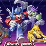 Новости / Анонсирована игра Angry Birds Transformers