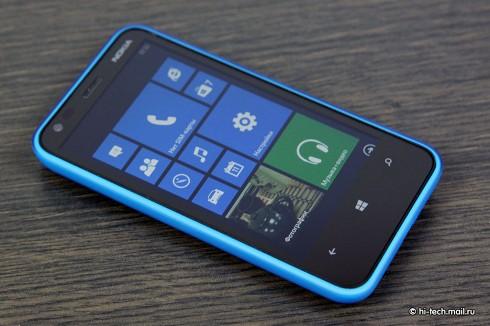 Отличный смартфон на Windows Phone 8 - Nokia Lumia 620