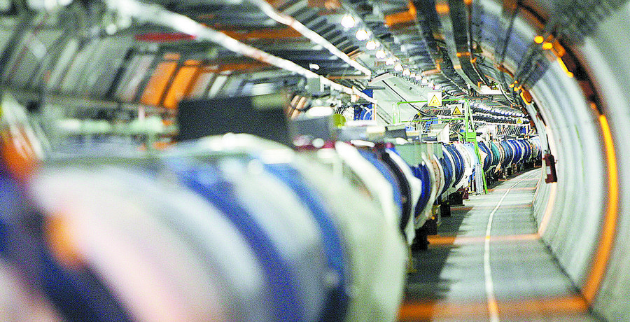 Большой адронный коллайдер: что-то пошло не так